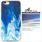 (24H) 客製 油畫感 暈染 漸層 浪花 波紋 防塵塞 iPhone 6 6S Plus 手機殼 TPU 軟殼 AIZO Design【C1120029】