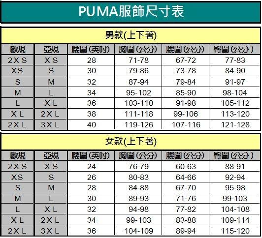 PUMA 秋冬新款黑色長袖 -女款- NO.85186701