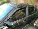 【一吉】BMW E36 (前兩窗) 外銷日本-原廠款 晴雨窗 台灣製造,工廠直營(E36晴雨窗 E36 晴雨窗
