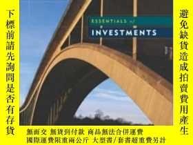 二手書博民逛書店Essentials罕見Of Investments With Standard & Poor s Educati