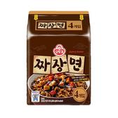 韓國不倒翁特級炸醬麵520G【愛買】