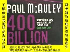 二手書博民逛書店400罕見billion starsY197435 出版2009