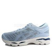 Asics GEL-Kayano 24 [T749N-3901] 男鞋 運動 慢跑 健走 休閒 水藍 白 亞瑟士