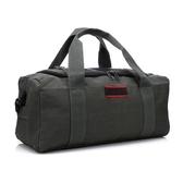 超大容量帆布包旅行包男手提行李包女短途旅行袋行李袋單肩搬家包  極有家