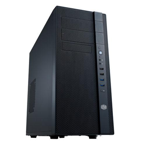 【免運費-贈行動電源】CoolerMaster 黑化機殼 N400 ATX / NSE-400-KKN2