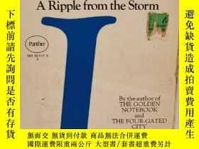 二手書博民逛書店多麗絲·萊辛罕見A Ripple from the Storm