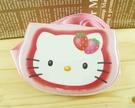 【震撼精品百貨】Hello Kitty 凱蒂貓~造型綁書帶-草莓