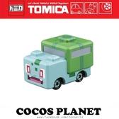 TOMICA 多美小汽車 PQC-02 妙蛙種子探險車 夢幻小車 小汽車 COCOS TO175