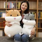 倉鼠公仔毛絨玩具可愛超韓國生日娃娃女孩睡覺抱枕搞怪玩偶萌禮物