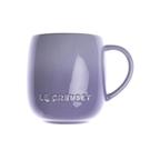 Le Creuset蛋蛋馬克杯-粉彩紫...