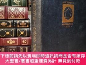 二手書博民逛書店Walter罕見Lederman . Introduction to the Theory of Finite G