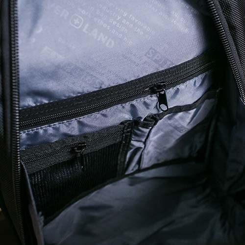 OVERLAND - 美式十字軍 - 美式簡約設計多夾層後背包 - 3063