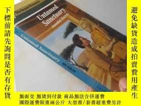 二手書博民逛書店Untamed罕見Sanctuary 【36開 英文原版】Y16