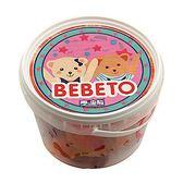 Bebeto泰迪熊水果軟糖300g【愛買】