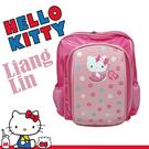 【Hello Kitty】 雙層立體減壓書包/小學生後背書包407445