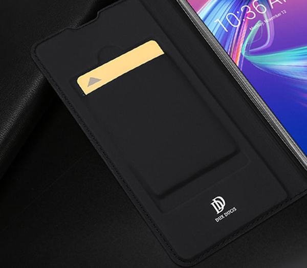時尚質感側翻皮套 ASUS Zenfone Max Pro M2 ZB631KL 手機殼 磁鐵吸附 保護螢幕 同時散熱 舒適手感