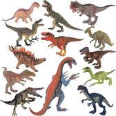 大號恐龍玩具霸王龍仿真侏羅紀恐龍世界PVC模型擺件手辦兒童玩具 兒童玩具 動物模型 仿真玩具