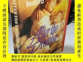 二手書博民逛書店after罕見the promise bedfordY27652