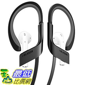 [106美國直購] i-Blason B01MR3IEZE 黑色 耳機專用連接線(不含耳機) 18 inch Length Colorful  apple AirPods