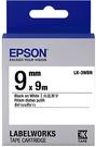 LK-3WBN EPSON 標籤帶 (白...