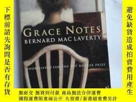 二手書博民逛書店Grace罕見Notes by Bernard MacLaver