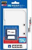 HORI NEW 3DSLL 保護殼 TPU 透明色
