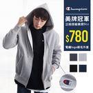 Champion S800 美規 刷毛高磅連帽外套 小logo 刺繡 鋪棉 【CHS800】加大尺碼