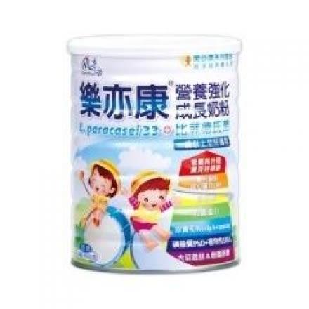 【121婦嬰用品館】樂亦康營養強化成長奶粉900g 12罐組 再送贈品*1