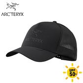 【ARC TERYX 始祖鳥 LOGO 網帽《黑》】23965/鴨舌帽/棒球帽/遮陽帽/休閒帽