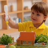 立體拼圖兒童手工diy制作女孩拼裝益智玩具