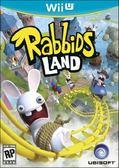 WiiU Rabbids Land 瘋狂兔子樂園(美版代購)