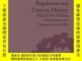 二手書博民逛書店Financial罕見Innovation, Regulation And Crises In History