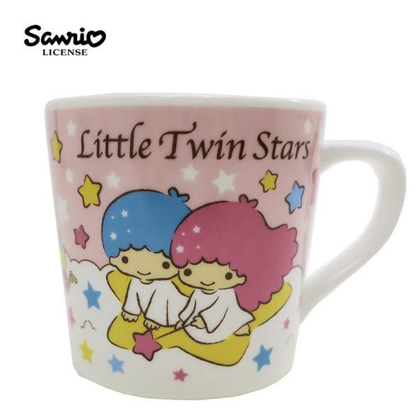 【日本正版】雙子星 KIKILALA 陶瓷 馬克杯 200ml 咖啡杯 三麗鷗 Sanrio - 443580