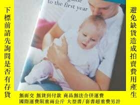 二手書博民逛書店The罕見New Father: A Dad s Guide to the First Year【內有簽名不詳,自
