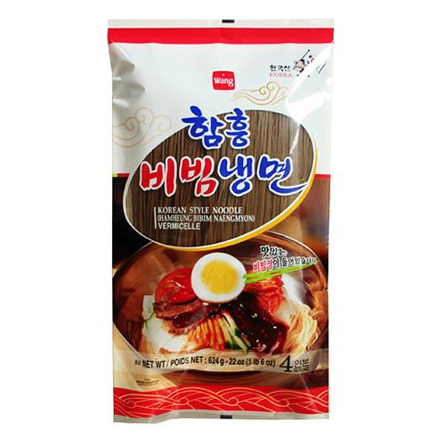 【美佐子MISAKO】日韓食材系列-王牌 韓式乾涼麵 624g