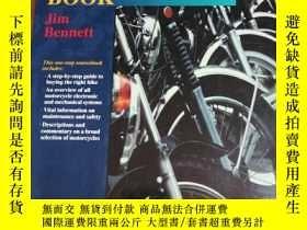 二手書博民逛書店完全手冊罕見The Complete Motorcycle BookY12800 Jim Bennett Fa