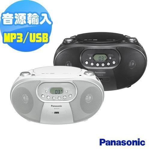 【音響達人商城】 Panasonic國際牌MP3/USB手提音響(RX-DU10)送音樂CD(可刷卡/公司貨/免運費)