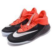 Nike Future Flight GS 黑 橘 中筒 女鞋 大童鞋 籃球鞋 球鞋推薦【PUMP306】 AH3430-001