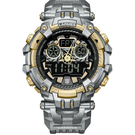 Transformers 變形金剛 聯名限量潮流腕錶(鋼鎖)LM-TF001.GLG3G.121.3GG