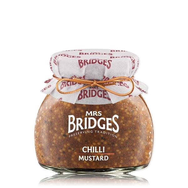【MRS. BRIDGES】英橋夫人香辣芥子醬(200公克) 交換禮物首選