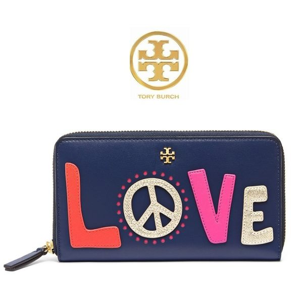 Tory Burch PEACE long wallet