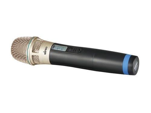 MIPRO ACT-312BT 1U四頻道自動選訊接收機 無線麥克風 專業級無線麥克風