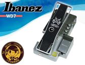 【小麥老師 樂器館】IBANEZ Weeping Demon WD7 單顆哇哇 效果器 哇哇效果器