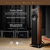 【停看聽音響唱片】【SACD】勢霸專業極緻示範Sonus Faber:MAXIMA AMATOR Demonstration Reference Disc