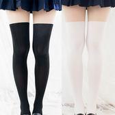 日系及膝襪女假大腿襪過膝襪拼接絲襪春秋高筒襪連褲襪長筒打底襪【卡米優品】