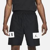 NIKE JORDAN DRI-FIT AIR 男裝 短褲 休閒 慢跑 口袋 黑【運動世界】CZ4772-010
