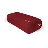 namaste 瑜珈輔具 雙提把瑜珈抱枕 - 深紅色Cherry Red