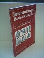 二手書《International Business English Student s book: A Course in Communication Skills》 R2Y ISBN:0521369576