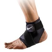 Nike Pro Combat Ankle [NMZ13010MD] 運動 防護 支撐 壓縮 調整 護踝 黑 M