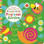 Baby's Very First Fingertrail Play Book Garden 寶貝的第一本翻翻觸摸操作書:花園篇